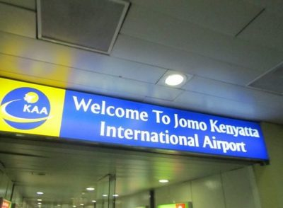 Nairobi airport closed temporarily after plane makes emergency landing