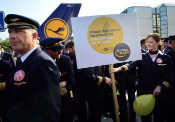 Lufthansa cancels 1,700 more flights due to strike