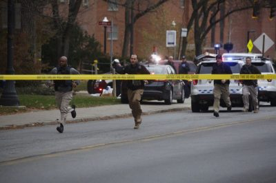 Bizarre attack at Ohio State University carried out by honors student, police say