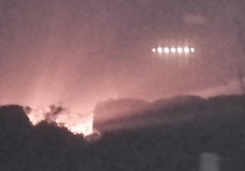 Massive alien mothership spotted over British Isles