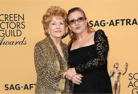 Carrie Fisher's Mother Debbie Reynolds dies at Cedar Sinai Hospital