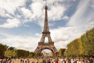 Eiffel Tower closed to tourists over labor dispute