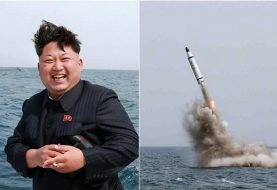 Report: North Korea tested a sub-launched missile in December