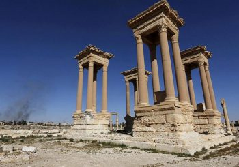 ISIL fighters re-enter Syria's Palmyra