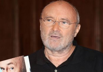 Phil Collins sued by ex-wife over claims made in autobiography