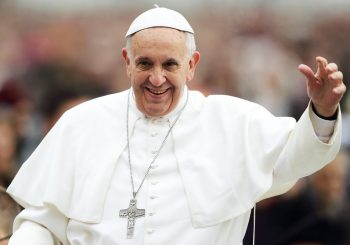 Pope compares disinformation in the media to fascination with feces