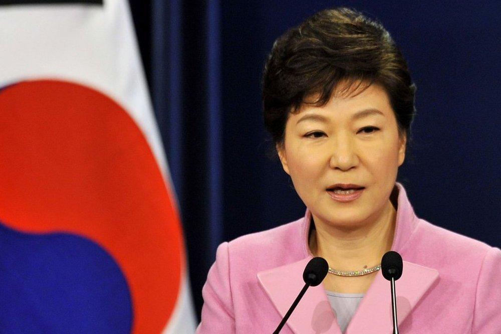 President Park Geun Hye Home