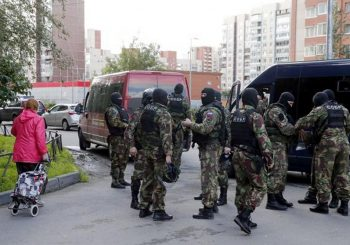 Islamic State leader killed in North Caucasus region, Russian security says
