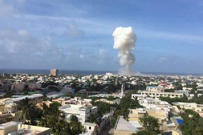 3 dead as car bomb rocks port in Somali capital — police