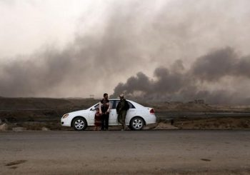 Pentagon: Mosul 20% captured, Islamic State in city's east isolated