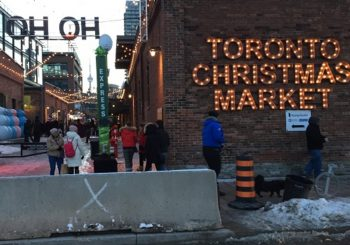 Security tightened at Christmas markets in Toronto, Montreal