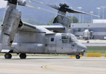 Rolls-Royce contracted for V-22 engine support
