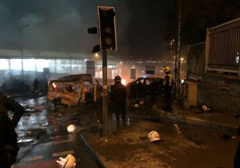 Explosions reported in Istanbul's Taksim Square, Turkey