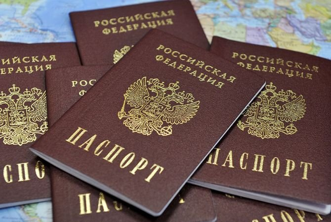 Armenian, Russian citizens to use internal passports for visits