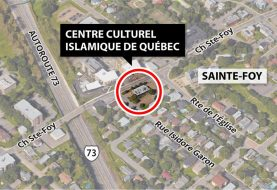 Quebec City terrorist attack on mosque kills 6, injures 8