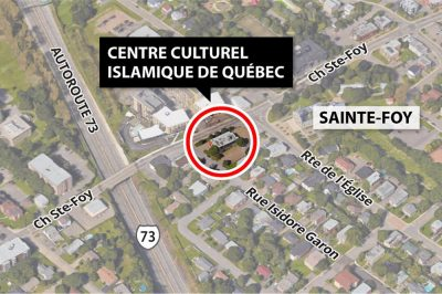 Quebec City terrorist attack on mosque kills 6, injures 8