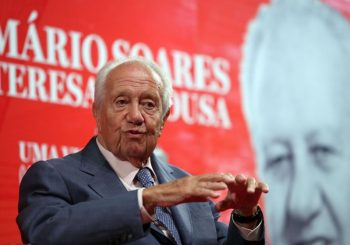 Portugal's father of democracy Mario Soares dies at age 92