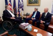 Former President George H.W. Bush hospitalized in Houston