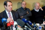 Cyprus peace talks end with optimism, but Turkey won't remove troops