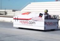 World's fastest mobile bed travels nearly 84 miles per hour