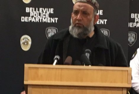 Police: Mosque outside Seattle torched