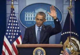 Obama talks Russia, Trump, future at final press briefing