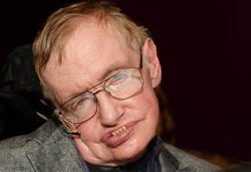 How does Stephen Hawking's speech device work?