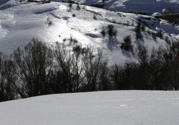 More snow falls across Mediterranean countries