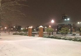 Major winter storm blasts southern U.S. with snow and ice