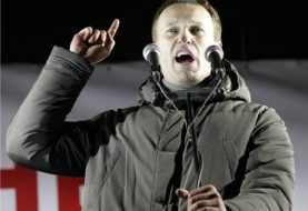 Russian activist Navalny guilty of embezzlement in retrial