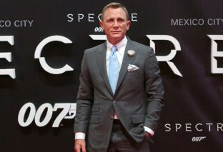 Daniel Craig now second longest-serving 007