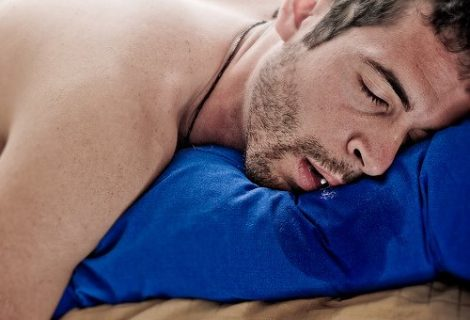 Reasons for drooling in sleep