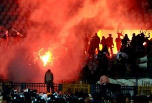 Egypt court upholds death sentences over football riot