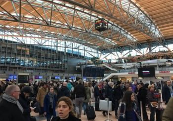 Unknown toxin injures 68 people, triggers evacuation & closure of Hamburg airport