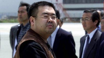 N. Korea calls for release of 3 detained in Kim Jong-nam case
