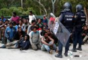 Hundreds of migrants cross into Spain's Ceuta in 2nd wave in 3 days