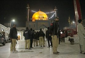 Pakistan kills 39 suspected militants after deadly shrine bombing