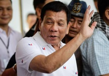 Duterte cancels peace talks with Philippine rebels