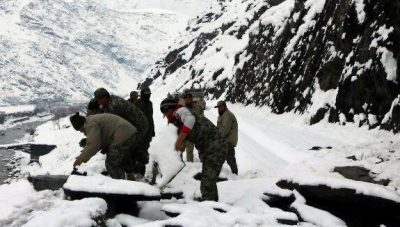 At least 117 die in avalanches on Afghanistan-Pakistan border
