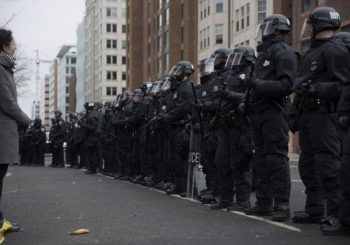 More than 200 inauguration day protesters indicted for rioting