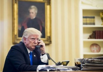 Trump call on refugees with Australia's Turnbull ended abruptly