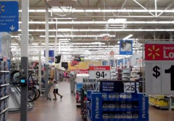 Customer shoots dead suspect in diapers theft from Orlando Walmart