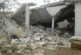 Airstrike kills 33 civilians in Syrian shelter near Raqqa