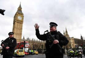 Police: Woman, officer dead in London attack at Parliament
