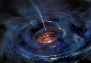 New data shows black holes eat stars in fits and starts