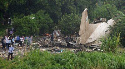40 survive crash landing of plane in Sudan