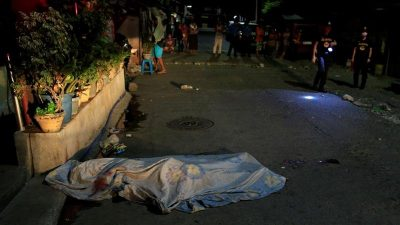 Philippine VP blasts Rodrigo Duterte's 'war on drugs'