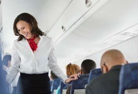 Flight Attendants Are Checking You Out