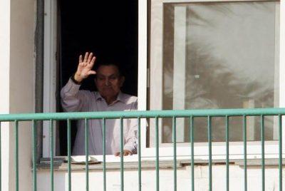 Egyptian prosecution frees former ruler Hosni Mubarak