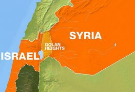 Israel carries out air strikes inside Syria